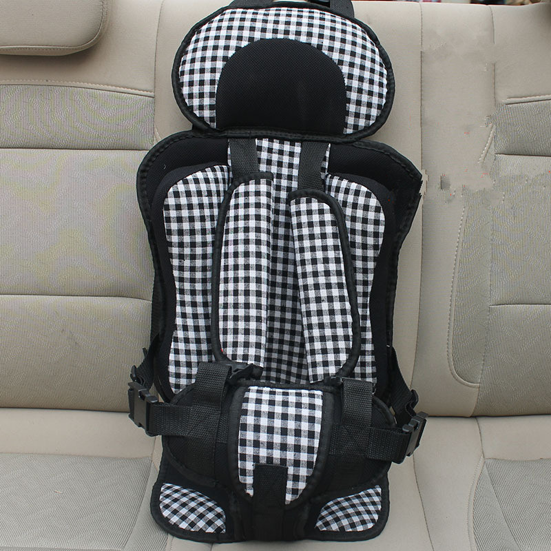 Plus Size 0-12 Years old Portable Baby Car Safety Seat Kids Car Seat Car Chairs Toddlers Car Seat Cover Harness Free Shipping(China (Mainland))