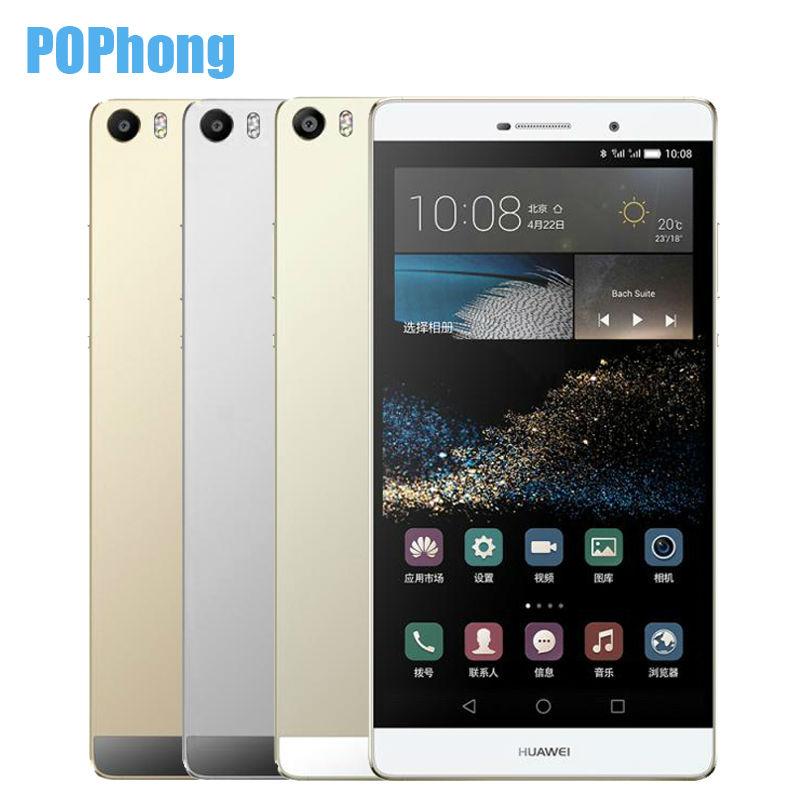 Original Huawei P8 Max 6.8 inch Smart Phone 3GB RAM Octa Core HisiIicon Kirin 935 LTE Android Dual SIM(China (Mainland))