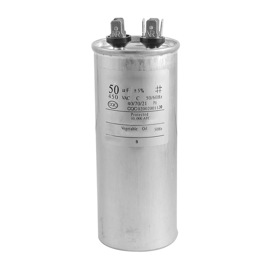 Edfy Cbb65a 1 50uf Ac 450v Motor Capacitor For Air