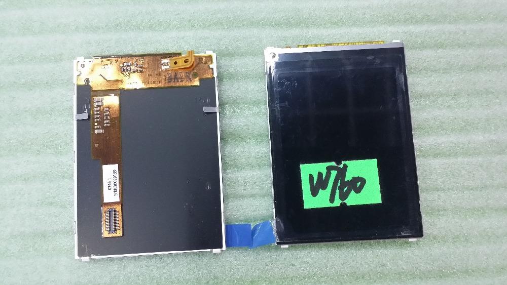 Livraison gratuite origine new pour Sony Ericsson W760 W760i LCD screen display(Hong Kong)