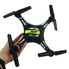 Free Shipping! JJRC H8C 2.4G 4CH 6 Axis Drone Quadcopter Airplane Toys W/ HD 2MP Camera RTF