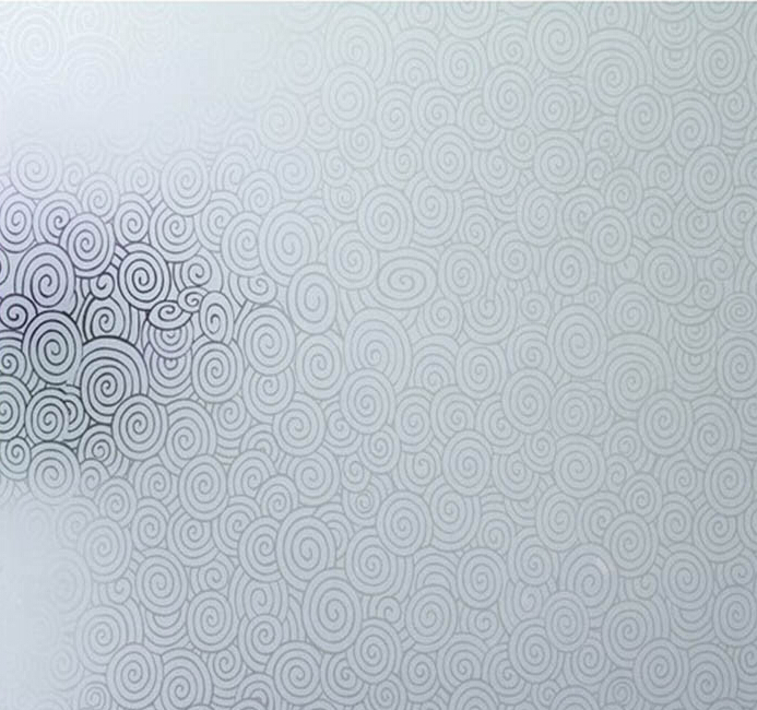 top grade self adhesive decorative frosted privacy window film N02-2(China (Mainland))