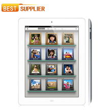 "2016 Hot Sale Limited Dual Core Original 9.7"" Apple iPad 4 WIFI version Tablet PC  5MP 1GB RAM 16GB/32GB/64GB ROM Tablet PC(China (Mainland))"