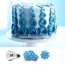Buy #20 Icing Tip Nozzle Decorating Mouth Perfect Cake & Cupcake Decorating Nozzle Baking Tools Cakes for $1.01 in AliExpress store