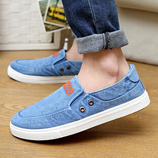 NEW 2014 Casual Mens Canvas shoes Fashion Male Flats Breathable Sneakers Free shipping 006<br><br>Aliexpress