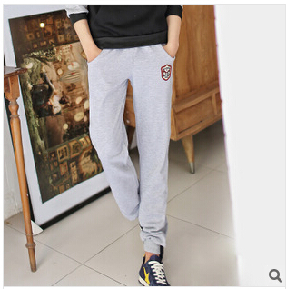 2014 winter fashion casual trousers sport mens pants sweatpants Cuff design 5 color M-XXL - China's best clothing store