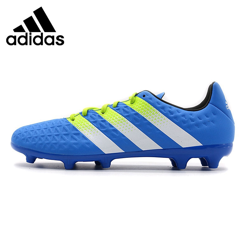 Original New Arrival 2016 Adidas ACE FG/AG Men's Soccer Shoes Football Sneakers free shipping(China (Mainland))