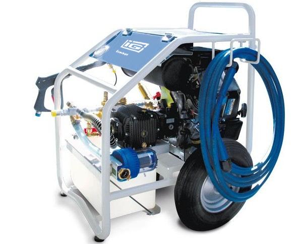 Fournisseur professionnel de l'allemand industrielle à haute pression de l'eau de nettoyage machine de nettoyage de tuyau de la machine(China (Mainland))