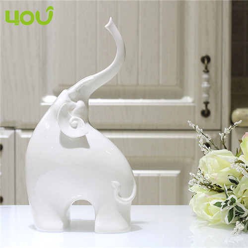 Popular white elephant figurine buy cheap white elephant figurine lots from china white elephant Elephant home decor items