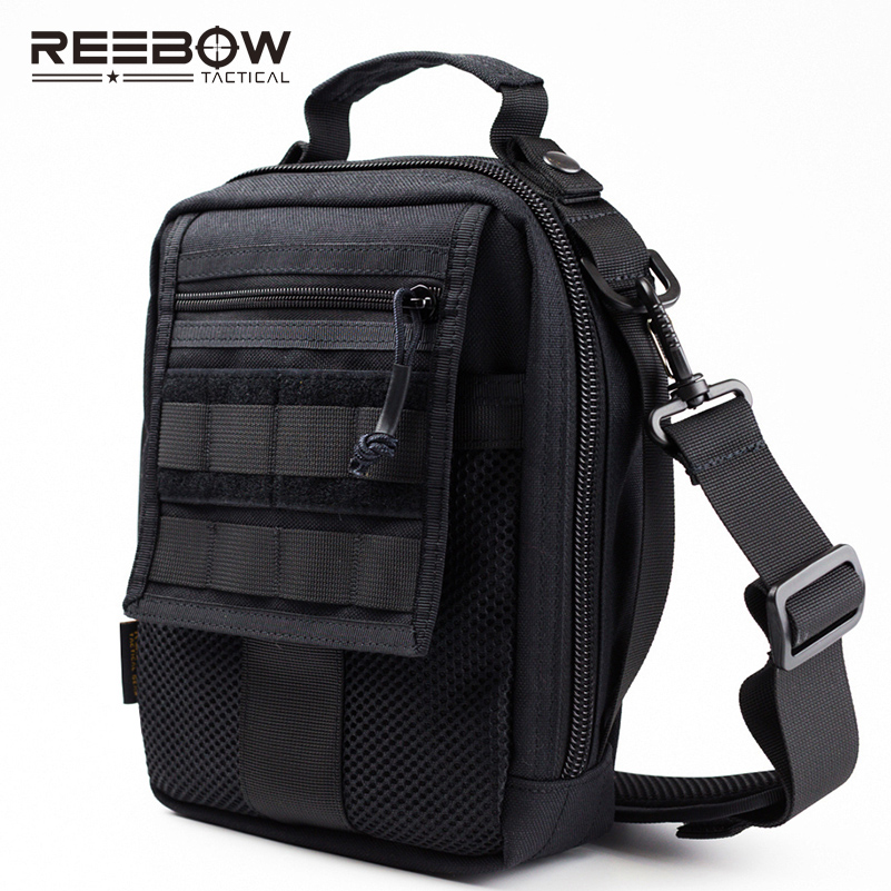 Outdoor Tactical EDC Bags Army Military Casual Travel Multifunction Molle Messenger Shoulder Bag for Ipad 1000D CORDURA Fabric(China (Mainland))