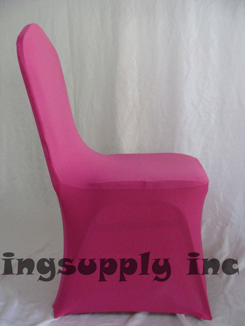Aliexpress Buy 100 Premium Fuschia Spandex Polyester Chair Covers for W
