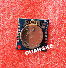 Buy Free I2C RTC DS1307 AT24C32 Real Time Clock Module Arduino 51 AVR ARM PIC for $33.60 in AliExpress store