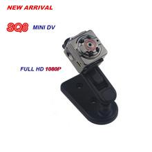 New SQ8 Mini DV Camera HD 1080P 720P Micro Camera Digital DVR  Cam Video Voice Recorder mini Camcorder Camara