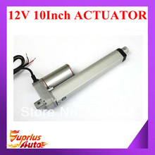 Buy 12V actuator linear, 250mm/ 10inch stroke, 900N/90KG/198LBS load linear actuator for $26.26 in AliExpress store