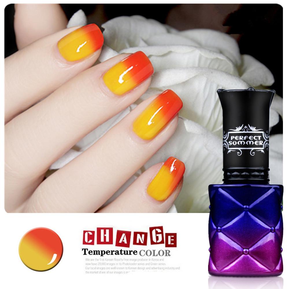 Цвет геля для ногтей