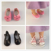 Buy New Handmade Fashion Shoes Pink plimsolls shoes 16 Inch Sharon doll Boots Shoes for $1.99 in AliExpress store