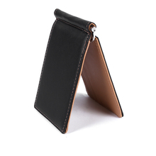2016 New Fashion Multifunctional Magic Money Clips 3 Colors Ultra-thin Men And Women Wallet Money Bags(China (Mainland))