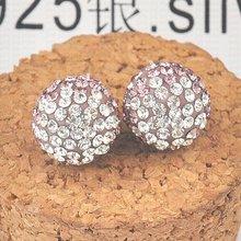 Серьги  от Wholesale fashion jewelry 925 silver jewelry online для Дети, Люди, Unisex, Женская, материал Кристалл артикул 468582342