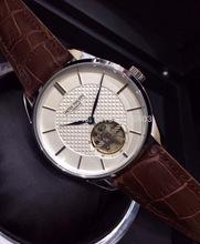 Tourbillon de primeras marcas de lujo cuero de hombre PP de acero inoxidable movimiento automático del reloj para hombre auto viento relojes de pulsera