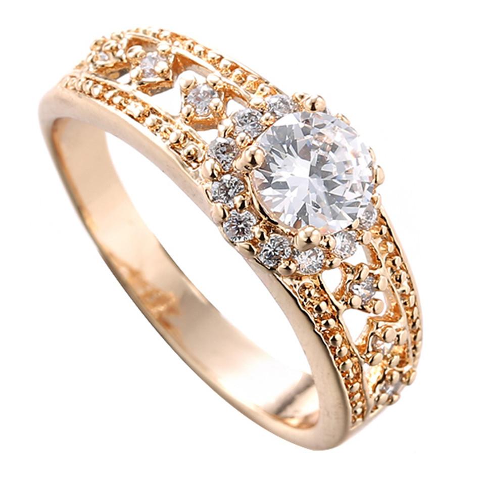 anillos mujer wedding rings engagement relogios feminino