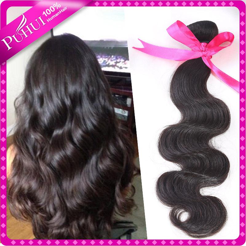 3 pcs lot Malaysian Body Wave Malaysian Virgin Hair Bundle Deals 7A Unprocessed Virgin Hair Weave Cheap Human Hair 100g Bundles(China (Mainland))