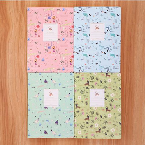 Vintage Fashion Notebook Sketching Craft diary book Creative Notepad Office Supplies B5 size 36sheet 36sheet/piece(China (Mainland))