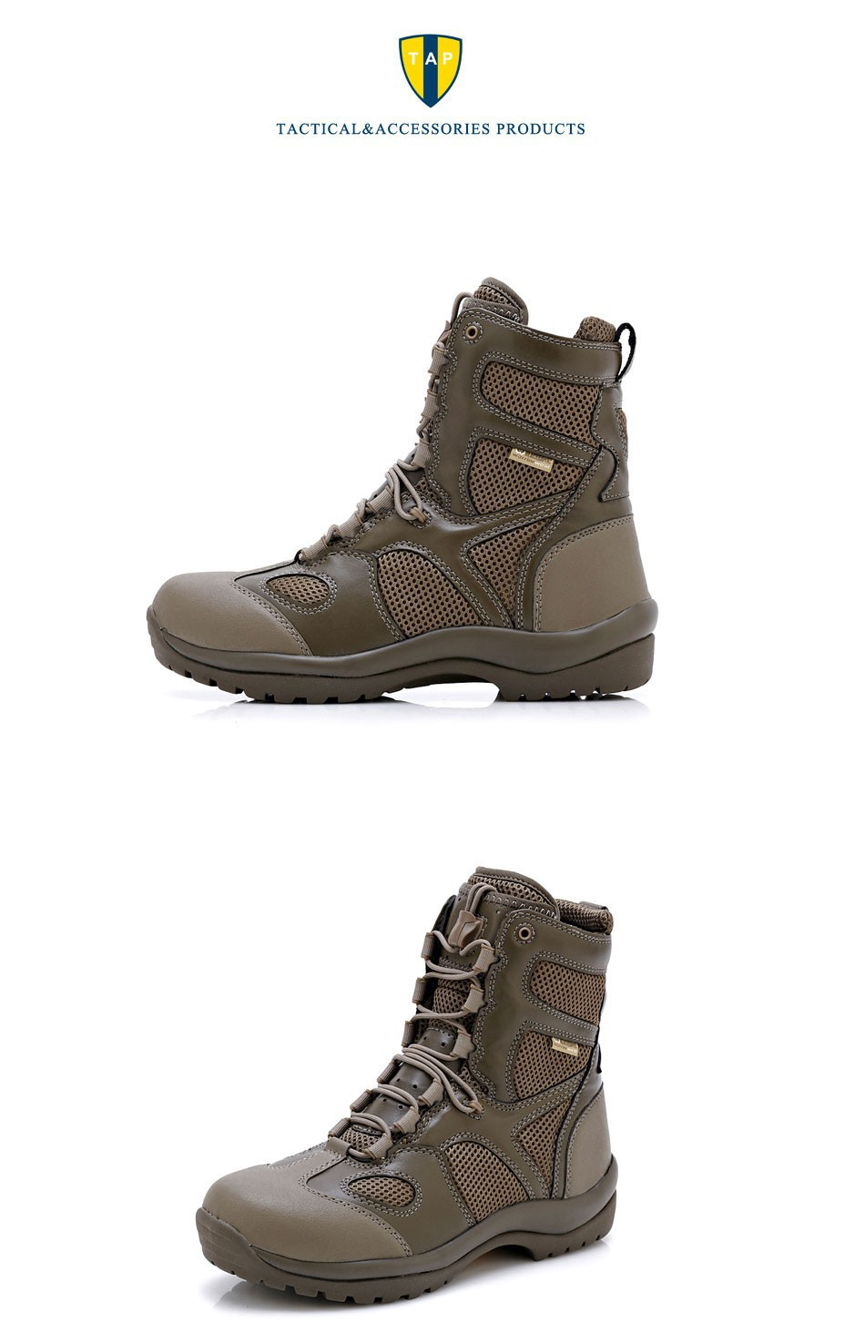 Blackhawk Military Men Boots Tactical Combat Outdoor Army Shoes