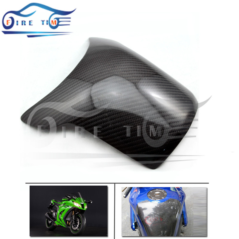 new motorcycle accessories rear carbon fiber motorcycle carbon fiber fuel gas tank protector pad for DUCATI 848 1098 1198 black<br><br>Aliexpress