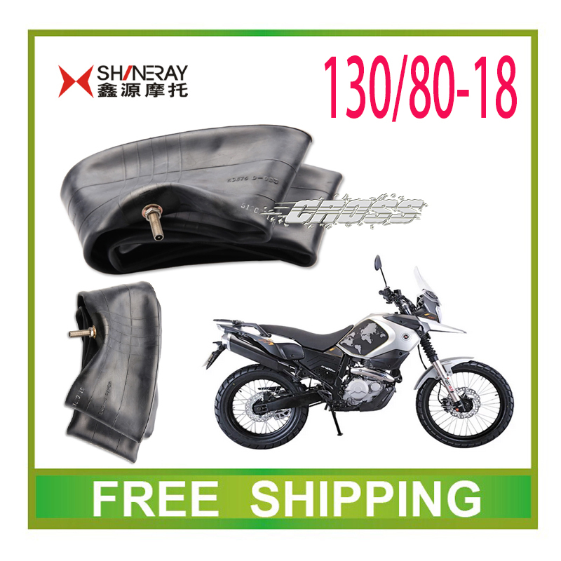 XY400GY SHINERAY x5 400cc dirt bike rear wheel inner tire 130/80-18 MOTORCYCLE accessories free shipping(China (Mainland))