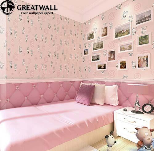 Grande muro di carta da parati per bambini ragazze e ragazzi ...