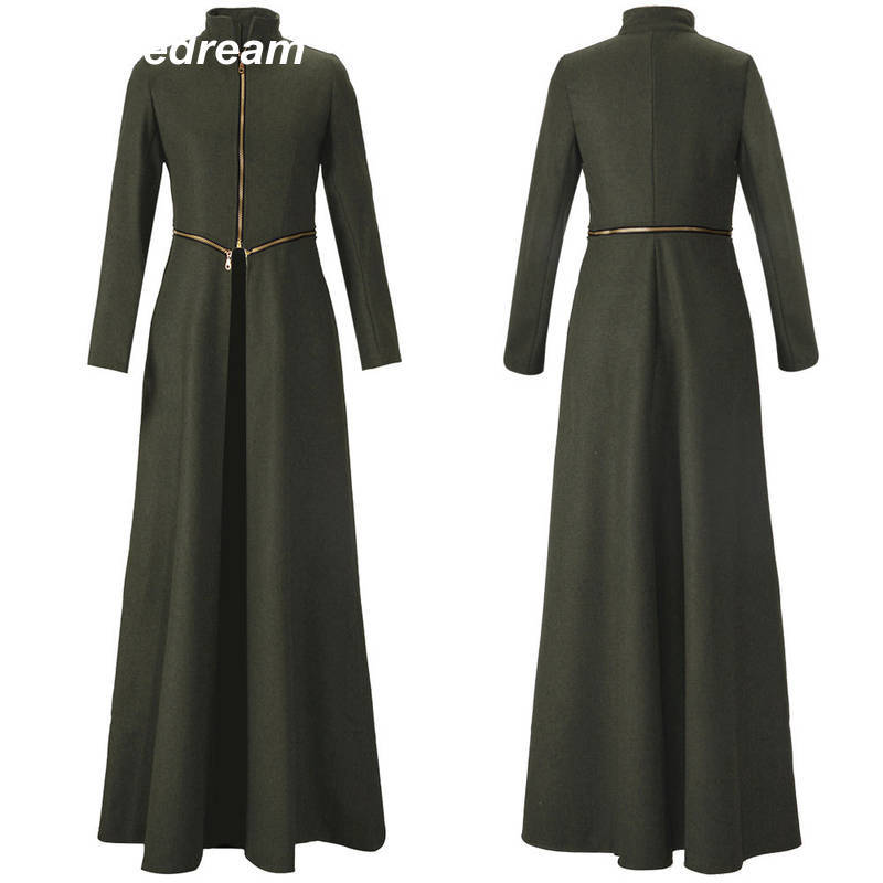 Designer Long Coats - JacketIn