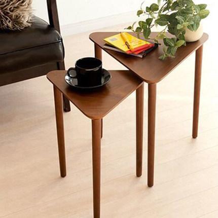 Compra mesas de esquina para sala de estar online al por for Mesas para esquinas