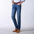 Fashion Business Top Quality Men Jeans Man Skinny Jean Casual Designer Brand Slim Denim Elasticity Pants