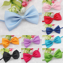 New Qualified New HOT Fashion Cute Dog Puppy Cat Kitten Pet Toy Kid Bow Tie Necktie Clothes dig631(China (Mainland))