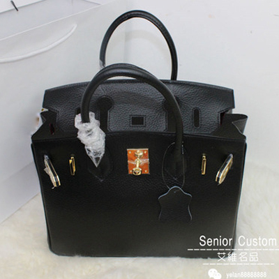 Здесь можно купить  Famous Brands High Quality Women Handbag Genuine Leather H Real Bag Fashion Ladies Tote Top Designers 25/30/35 3 sizes Tote  Камера и Сумки