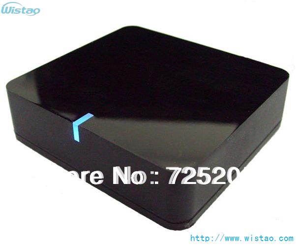 Free Shipping HIFI Bluetooth Audio Receiver Bluetooth 3.0 support apt-x decoding and fibre-optical output (Model No: WBRE1010)(China (Mainland))