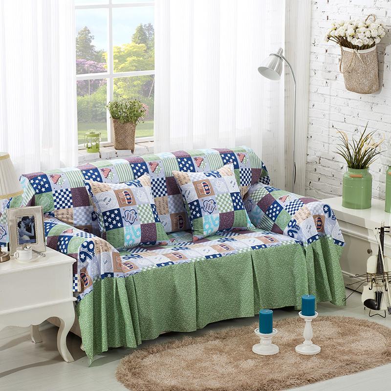 2015 promo o manta para sof capa canap o algod o capa for O jardineiro fiel capa