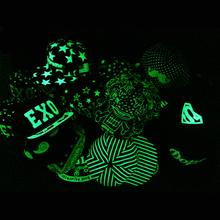 Snapback Hip Hop Cap Florescent Light Bone Baseball Caps For Men Women Chapeu Gorras Planas Casquette Casual Sport Visor Hat