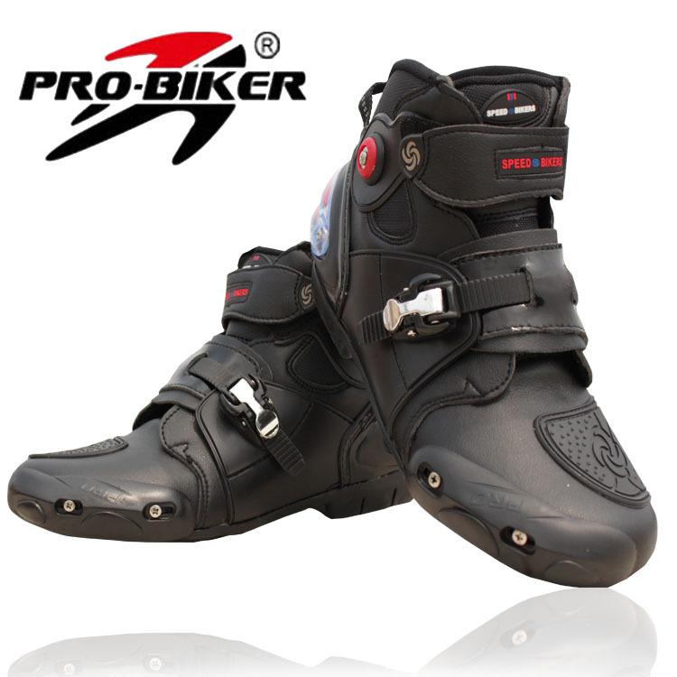 Мото ботинки Pro-biker 2015 Microfiber