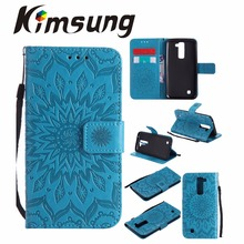 Buy Leather Case LG X power K220DS K220 LS755 US610 K450 Flip Wallet Case Cover LG X power Case Phone Coque Fundas Capa for $3.49 in AliExpress store