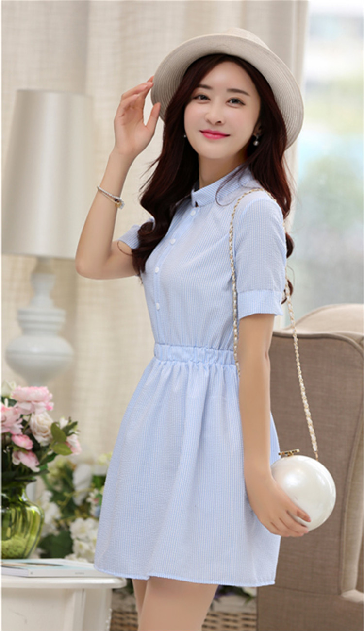 Cool 28 Awesome Korean Women Casual Dress U2013 Playzoa.com