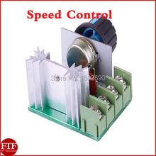 2000 Вт 220 В AC SCR электрический регулятор напряжения скорости двигателя управления контроллер