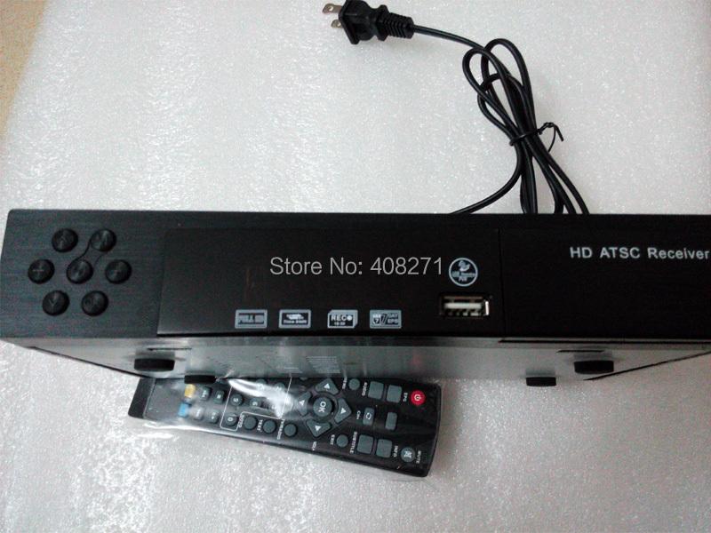 FTA ATSC-T TV BOX DIGITAL CONVERTOR HDTV RECEIVER SIGNAL ANTENNA HDMI USB PVR ATSC only suitalbe for Mexico America Canada(China (Mainland))