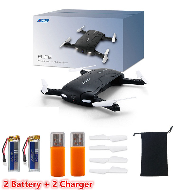 JJRC H37 Elfie Gyro WIFI FPV Quadcopter Selfie Drone Foldable Mini Drones with Camera HD RC Dron Helicopter VS JJRC H36 H31 E50(China (Mainland))