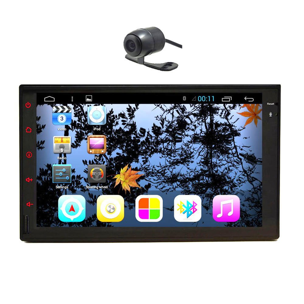 7 inch Pure Android 4.2 Tablet Double Din In Dash Car NO DVD Player GPS Navigation Stereo Radio 3G Wifi 1080P In dash Headunit(China (Mainland))