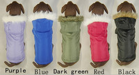 Free Shipping pet winter clothing Large dogs ski jacket winter coat Large dog down jacket Golden retriever dog clothes, 3 color