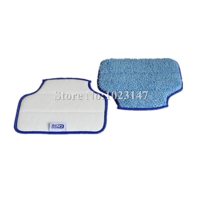 (4 pieces/lot) Mopping Cloth for Neato Robotics Botvac D85 D80 D75 85 70e Microfiber cleaning Pad(China (Mainland))