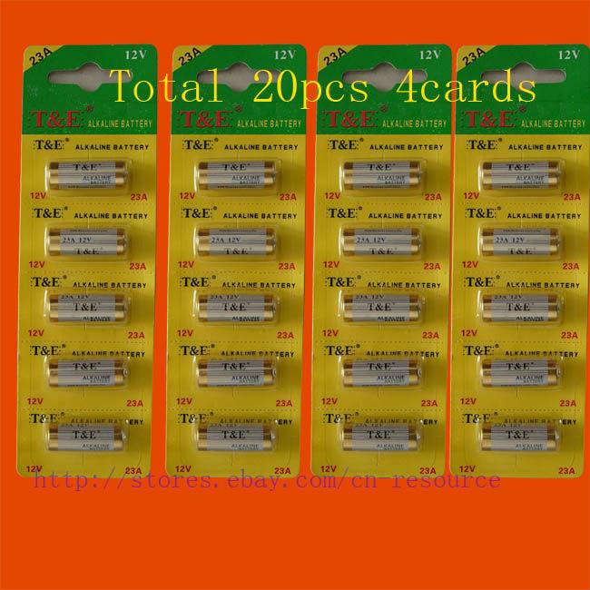 Popular 23a battery 12v buy cheap 23a battery 12v lots - Pile 23a 12v ...