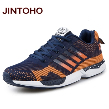 JINTOHO men breathable casual shoes high quality fashion mens trainers luxury branded designer male shoes zapatillas hombre