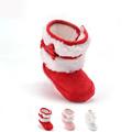 Plus Thick Velvet Infantil Menina Shose 2016 New Winter Casual Pantufas De Pelucia Solid Cute Sapatos